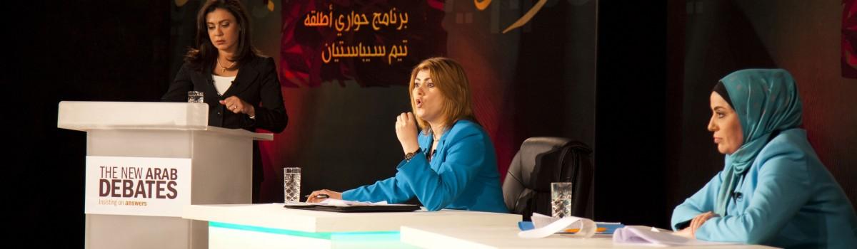 العالم العربي ليس مكانا مناسبا للمرأة